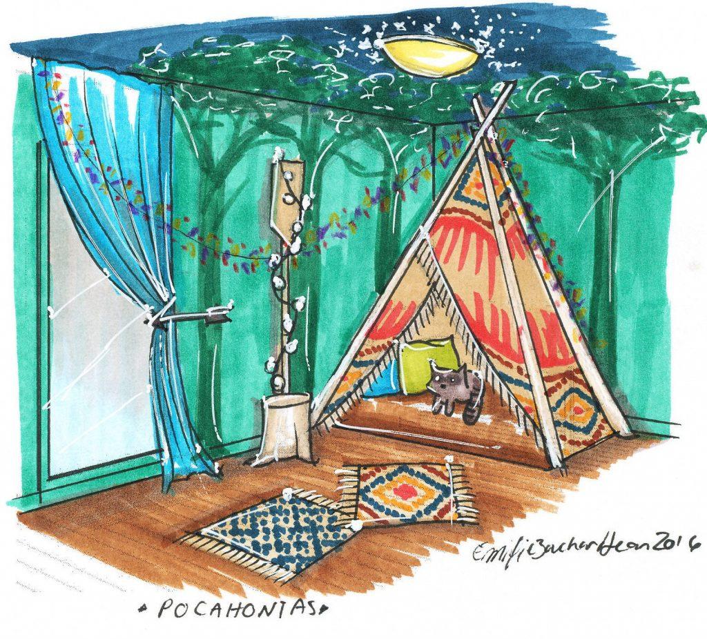 chambre_pocahontas