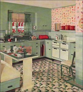 Cuisine 1950