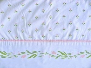 Tissu Laura Ashley
